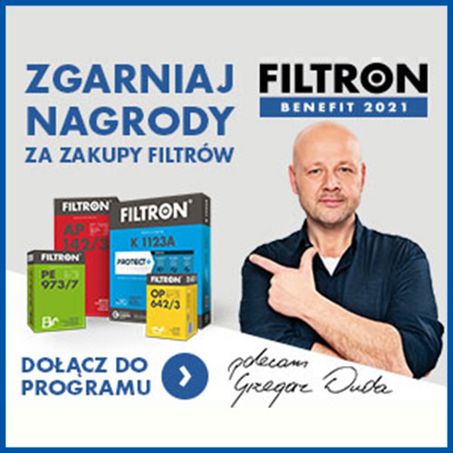 Filtron Benefit Program
